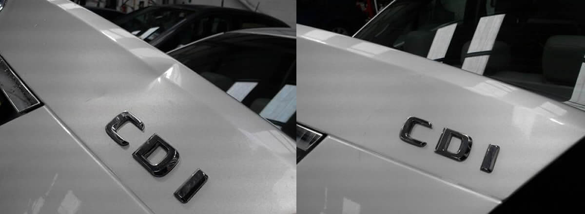 paintless dent removal manchester